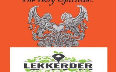 The Holy Spiritus en Lekkerder van bij de Boer